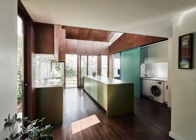 PHOOEY Architects Pod House