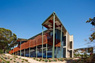 PHOOEY Architects Parkhill Primary School