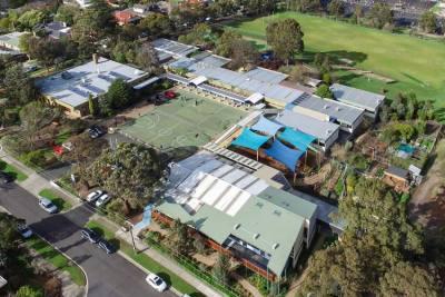 PHOOEY Architects Parkhill Primary School