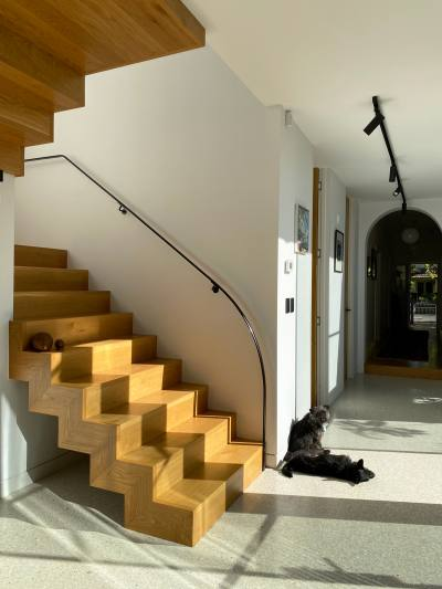 PHOOEY Architects Clarence House