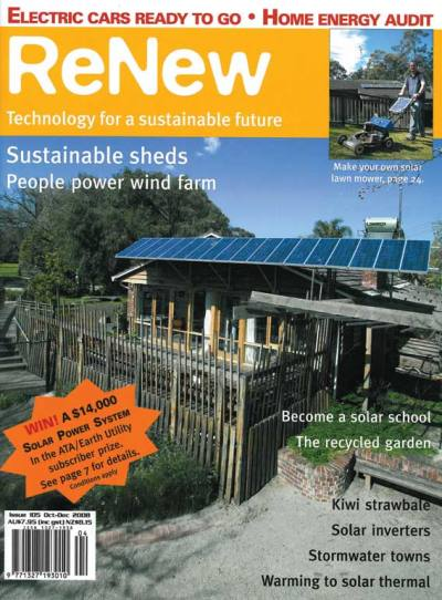 PHOOEY Architects Port Philip EcoCentre Renew Cover