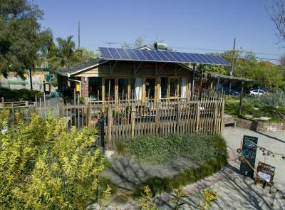 Port Phillip Ecocentre Front