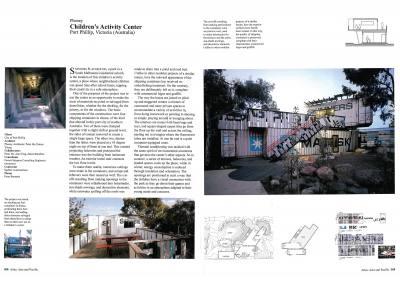 ATLAS PHOOEY Architects Children's Activity Centre