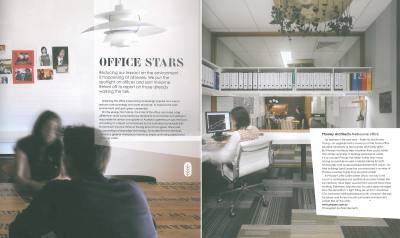 GREEN 11 Office Stars PHOOEY HQ