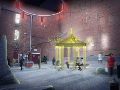 PHOOEY Chinatown Pagoda