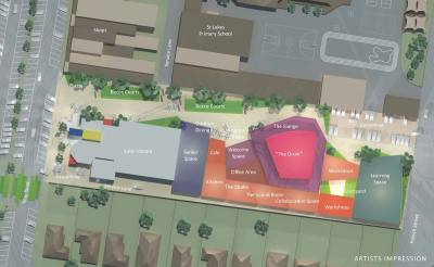 Whittlesea Cultural Centre Plan