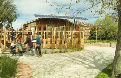 PHOOEY Architects Port Phillip Ecocentre