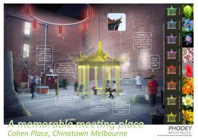 PHOOEY Chinatown Pagoda Presentation