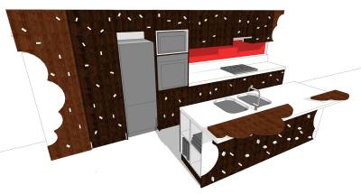 Renovators Lamington Kitchen 2