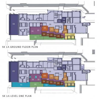 St Vincents Plans