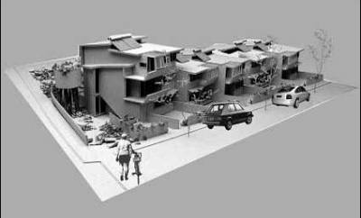 Hobart Sustainable Housing Model