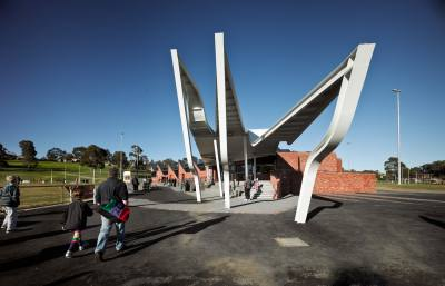 PHOOEY Architects Templestowe Reserve Sporting Pavilion