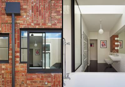 PHOOEY Architects Cubo House