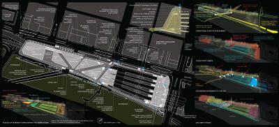 PHOOEY Architects Flinders Street Station