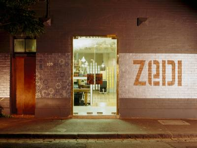 PHOOEY Architects Zedi Hair Salon
