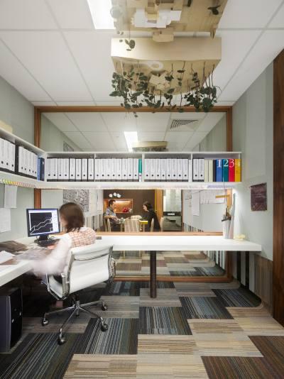 PHOOEY Architects Melbourne Headquarters