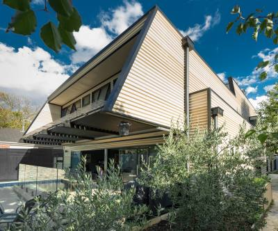 PHOOEY Architects Brighton House