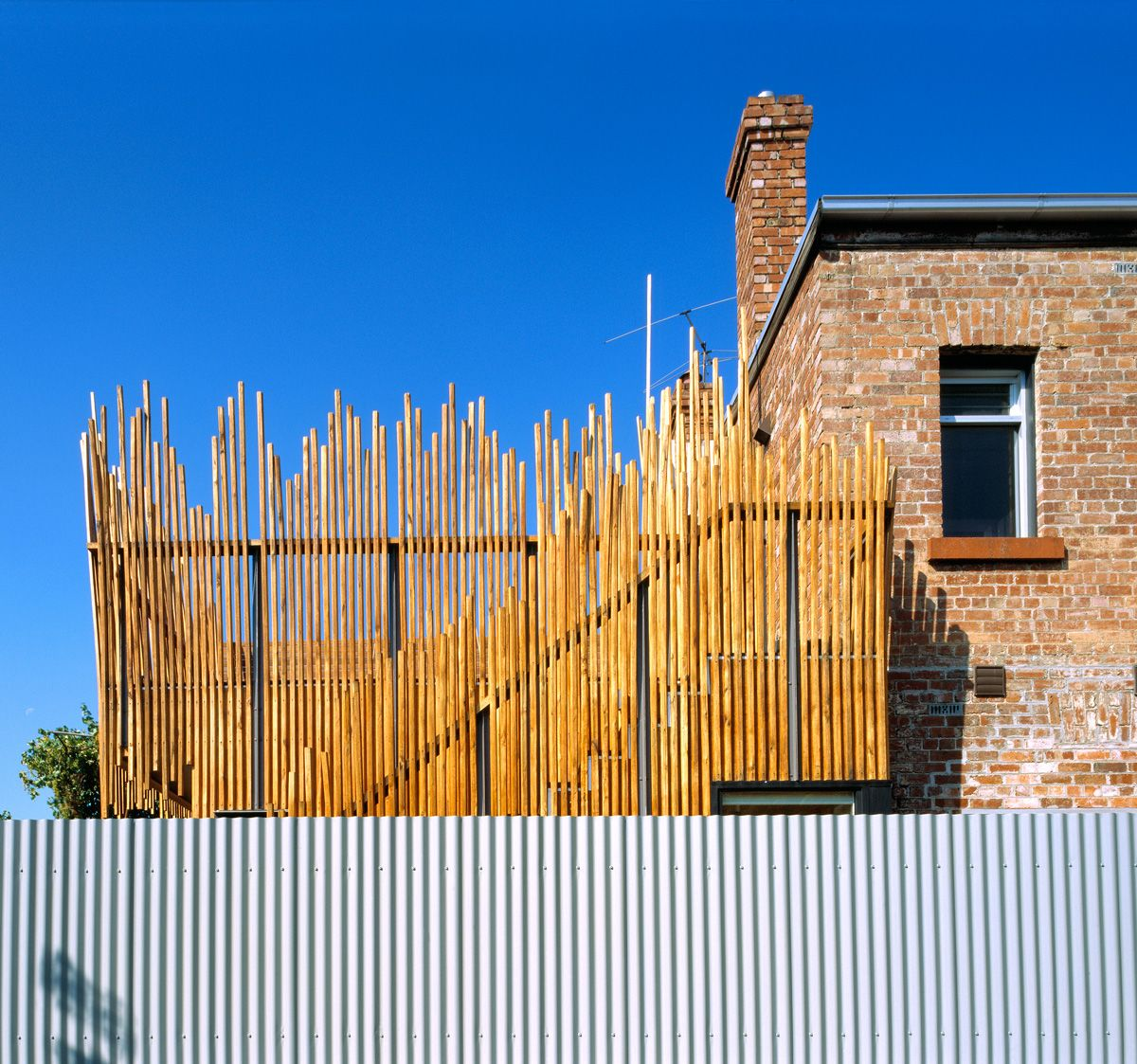Stick House Phooey Architects Melbourne Victoria