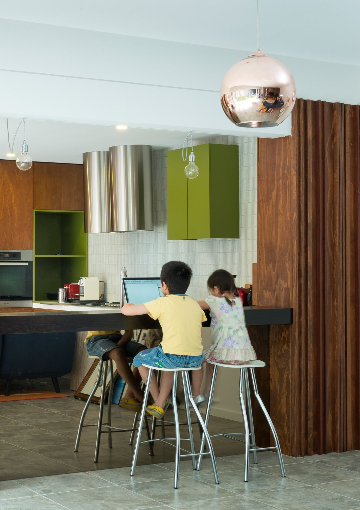 Toorak Kitchen Amp Laundry Phooey Architects Melbourne