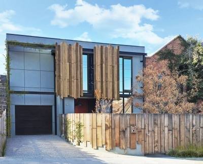 PHOOEY Architects Toorak House