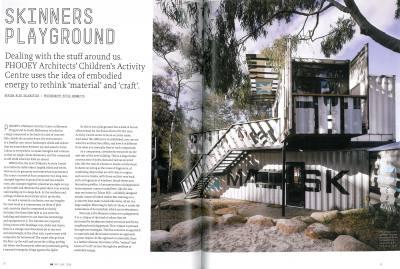 Architecture Australia May/Jun 08