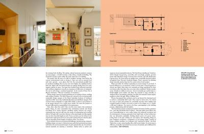 HOUSES 58 PHOOEY Architects Material Thinking Stick House