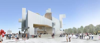 PHOOEY Architects Guggenheim Helsinki