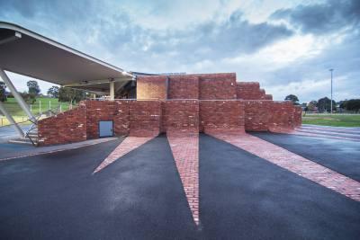 PHOOEY Templestowe Reserve Sporting Pavilion