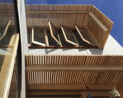 PHOOEY Architects Fyffe Street House