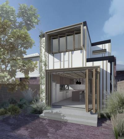 PHOOEY Architects St Kilda East House
