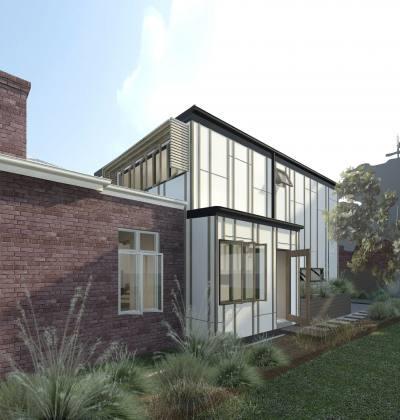 PHOOEY Architects St Kilda East House