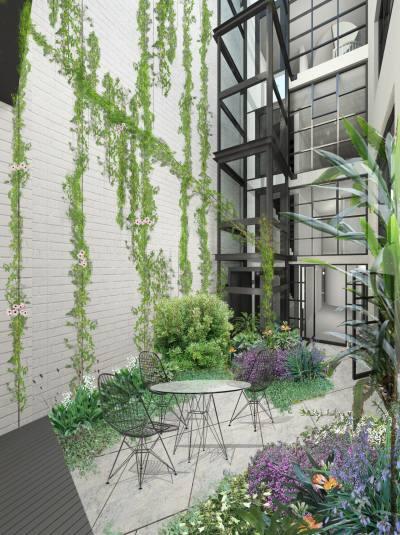 PHOOEY Architects Penny Lane Warehouse
