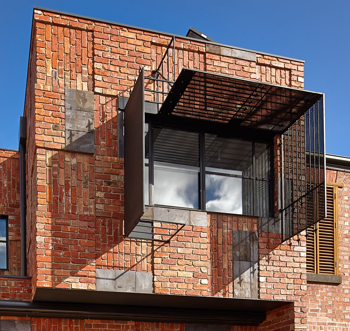 PHOOEY Architects: Cubo House : Melbourne, Victoria