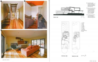 PHOOEY Architects Ashburton House Article in Houses 78