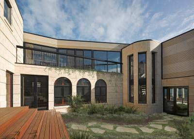 PHOOEY Architects Brighton House