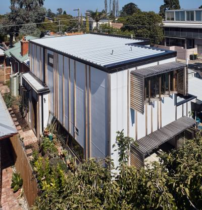 PHOOEY Architects Ink House