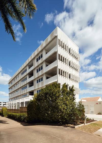 PHOOEY Architects Primrose Apartments