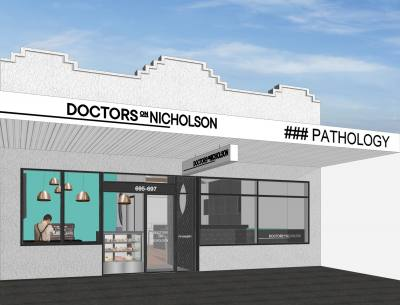 PHOOEY Architects Doctors on Nicholson